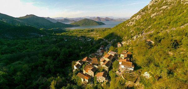 Selo Godinje, prva zaštićena ruralna cjelina u Crnoj Gori sa statusom kulturnog dobra