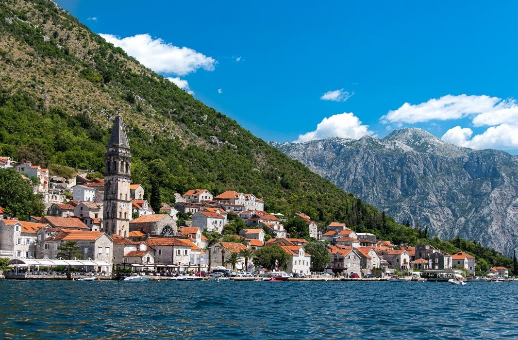 Charming Baroque Perast